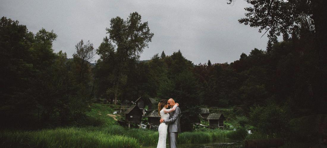 Fotografiranje i snimanje vjenčanja Travnik Jajce