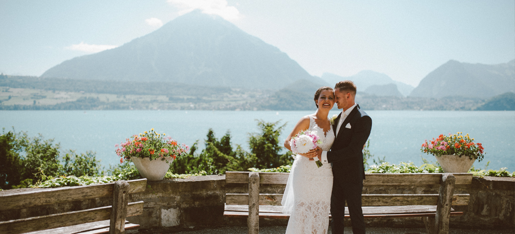 Swiss wedding photographer - Interlaken