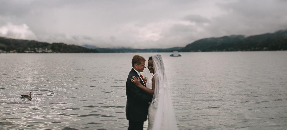 Villach wedding photographer - Wörthersee