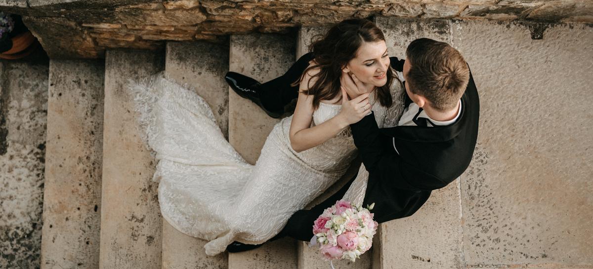 Fotografiranje i snimanje vjenčanja u Istri, Croatia | Foxmedia